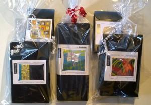 Få 15% rabat og GRATIS cellofan gavepose ved køb af Fru Zippe broderisæt inden Jul 2015! Foto: Marianne Porsborg