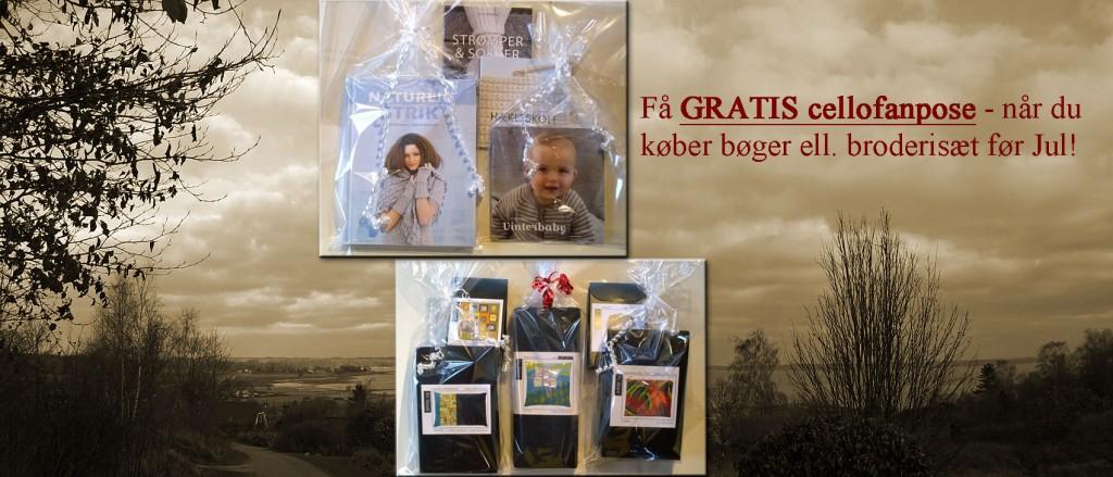 Gode tilbud og rabat på broderisæt og strikke eller hæklebøger hos Doggerland Design