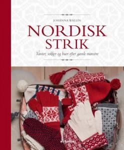 Nordisk Strik - flot bog med opskrifter til huer, vanter og sokker i nordisk stil. Pris kr. 249,95
