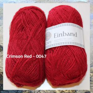 Einband tynd islandsk uldgarn fra Istex, sælges online i shoppen garnkits.dk og i strikkekits fra Doggerland Design
