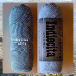 Alpaka garn Indiecita fra Filcolana. 100% alpaka, i kit med garn og opskrift