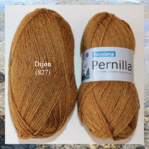 Pernilla uldgarn, højlandsuld fra Peru, til strik og hækling, fx hæklekit Eireann, stort trekantet sjal med frynser